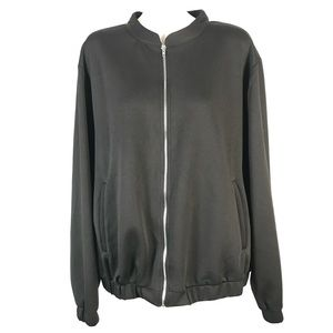 Shein bomber jacket